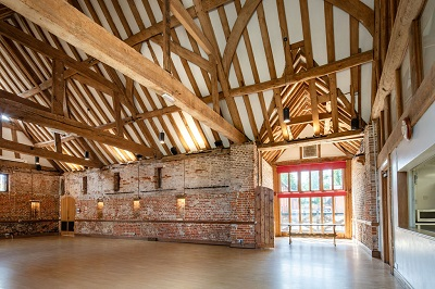 The Cross Barn - The Great Hall